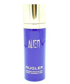 Mugler Alien 100ml Radiant Deodorant Spray