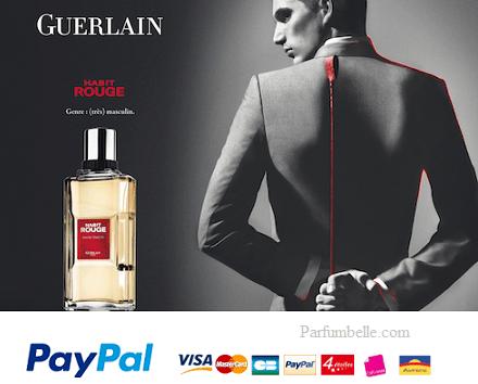 Habit Rouge Guerlain Parfum Homme Pas Cher En Ligne Guerlain En Vente