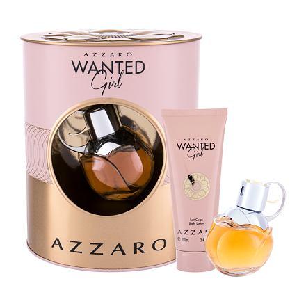 Azzaro Wanted Girl set Edp 50 ml + K�rpermilch 100 ml f�r Frauen