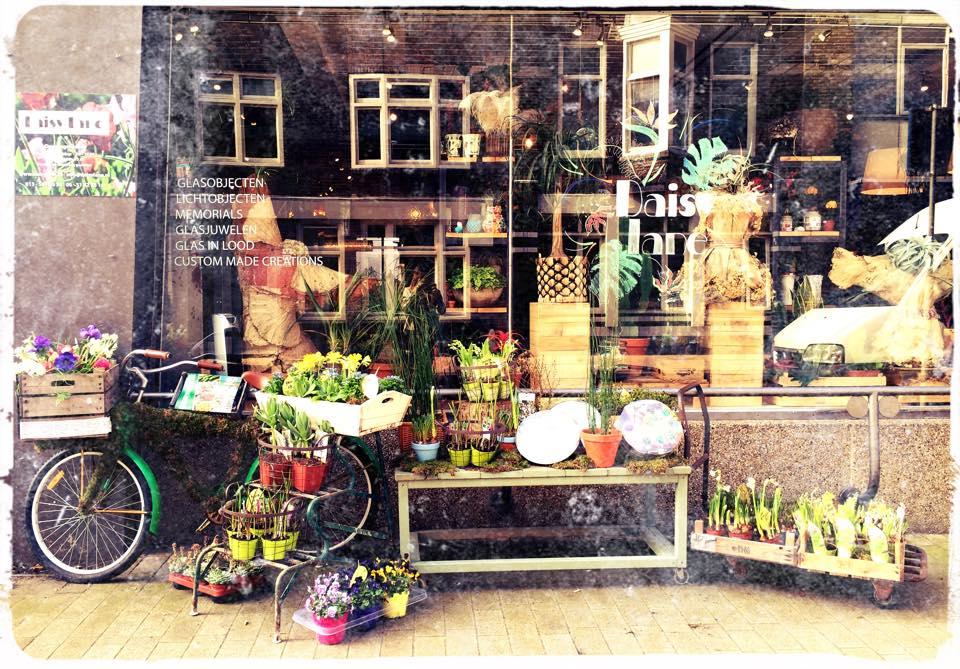 Daisy Lane flower shop - Parfum Flower Company