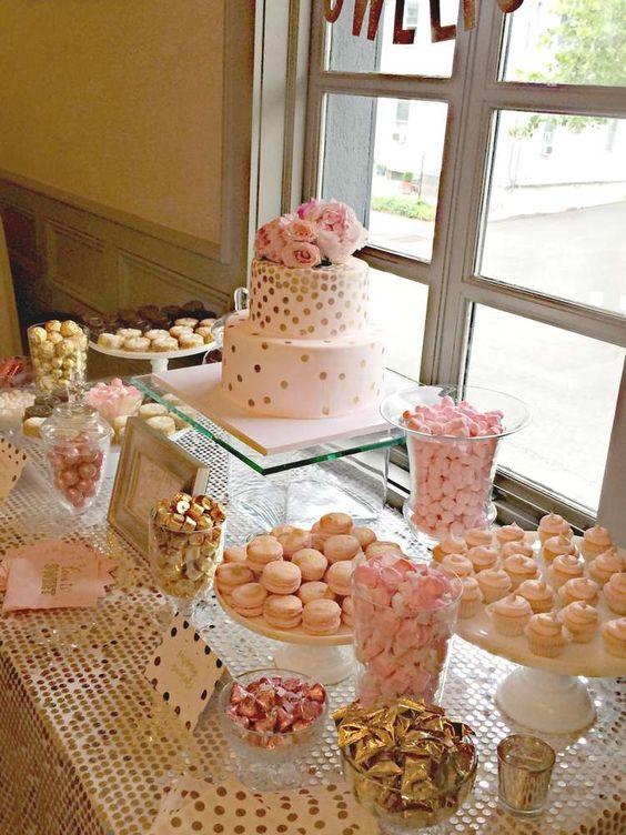 inspiring ideas for a blush wedding