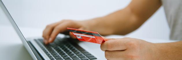 Оплачувати покупки в інтернет-магазині банківською карткою? Просто, зручно, безпечно