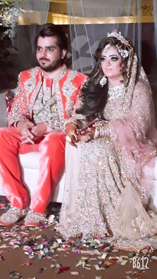 Exclusive Shaadi Pictures Of The Son Of Javed Nihari's Owner Are Out And Damn, They Be Ballin'!