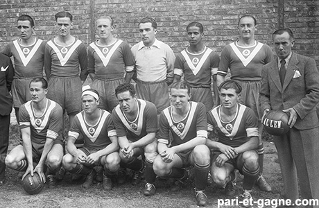 Girondins Bordeaux 1940/1941