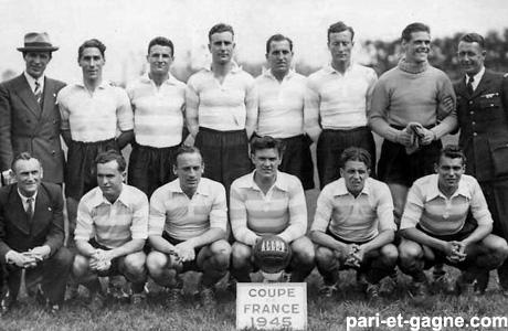 Racing CF 1944/1945