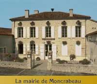 Mairie de Moncrabeau
