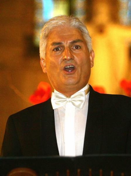 Christian Moulié, ténor