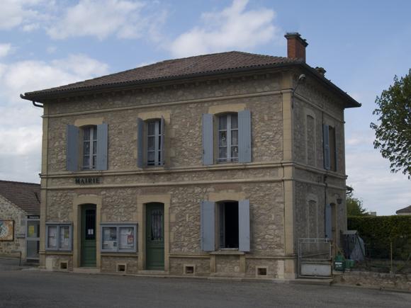 Mairie de Mongaillard