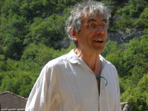 Eric Leurent, passeur d'histoires