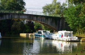 Arrêt à la halte nautique pour découvrir les atouts du village - 08/06/2017 - ladepeche.fr