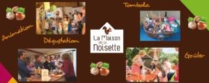 Week-end de Ferme en Ferme à la Maison de la Noisette