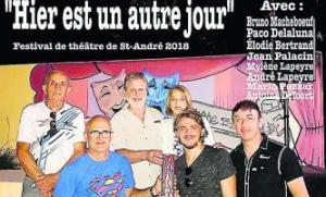 Distinction outdoor pour «La Dame Blanche» - 27/07/2018 - ladepeche.fr