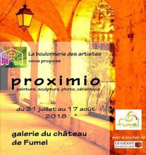 Proximio, le salon annuel de la Boulonnerie des Artistes - 31/07/2018 - ladepeche.fr