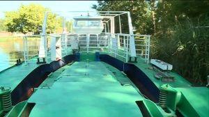 En Lot-et-Garonne, le conseil départemental vend un bateau pousseur aux enchères sur internet - France 3 Nouvelle-Aquitaine