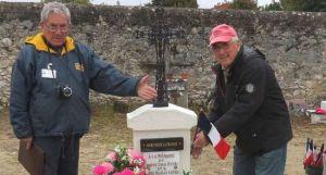 Ils veillent sur les tombes des soldats - 04/11/2018 - ladepeche.fr