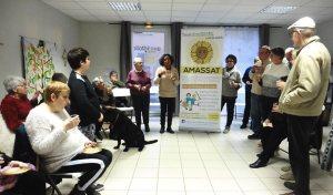 Amassat : vœux et galettes des Rois - 08/01/2019 - ladepeche.fr