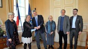 L'Association des maires de Lot-et-Garonne remet ses cahiers - 23/02/2019 - petitbleu.fr