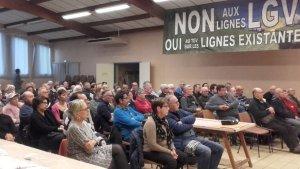 TGV en Albret ne veut rien lâcher - 15/04/2019 - ladepeche.fr