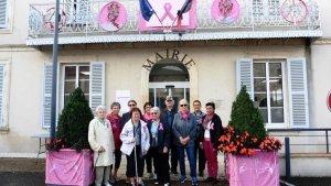 Saint-Sylvestre-sur-Lot. «Octobre rose» pour la municipalité et Amassat - ladepeche.fr
