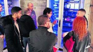 Les locaux techniques de Walibi s'ouvrent pour l'Afpa - petitbleu.fr