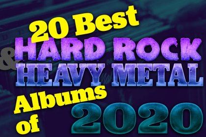 20 Best Hard Rock and Metal Albums of 2020