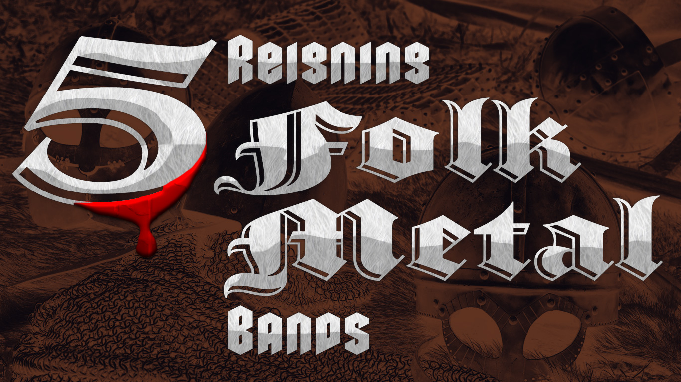 5 Reigning Folk Metal Bands