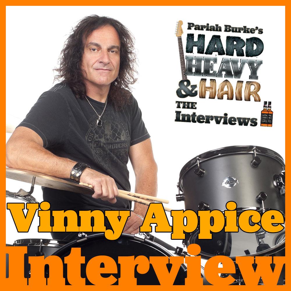 Vinny Appice (Black Sabbath, Dio, Last in Line, Resurrection Kings) Interview