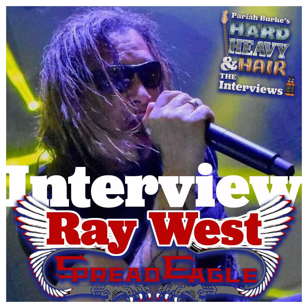Ray West (Spread Eagle, Weapons of Anew) Interview