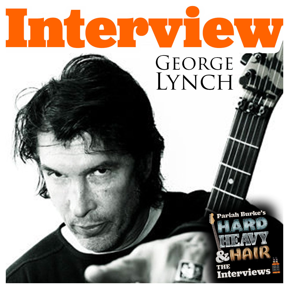 George Lynch (Dokken, Lynch Mob, The End Machine) Interview