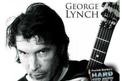 George Lynch Interview
