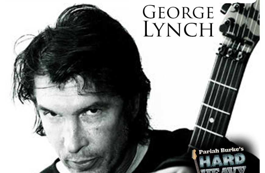 George Lynch (Dokken, Lynch Mob, The End Machine) Interview