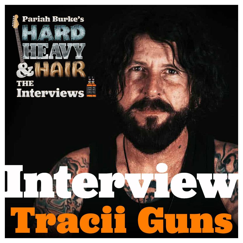 Tracii Guns (L.A. Guns, Sunbomb, Brides of Destruction) Interview