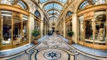 Passages En Galleries Van Parijs Ook Mooi Zonder Slecht Weer