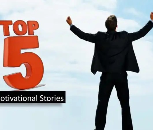 Top 5- Hindi Motivational Stories by Parikshit Jobanputra
