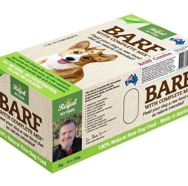 Barf 2 x 100 carton