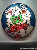 mondialisation vue par Keith Haring