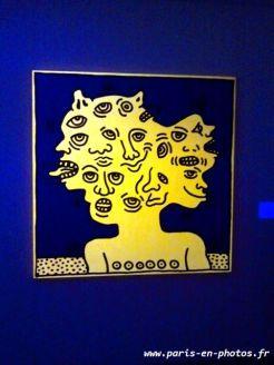 schizophrénie Keith Haring