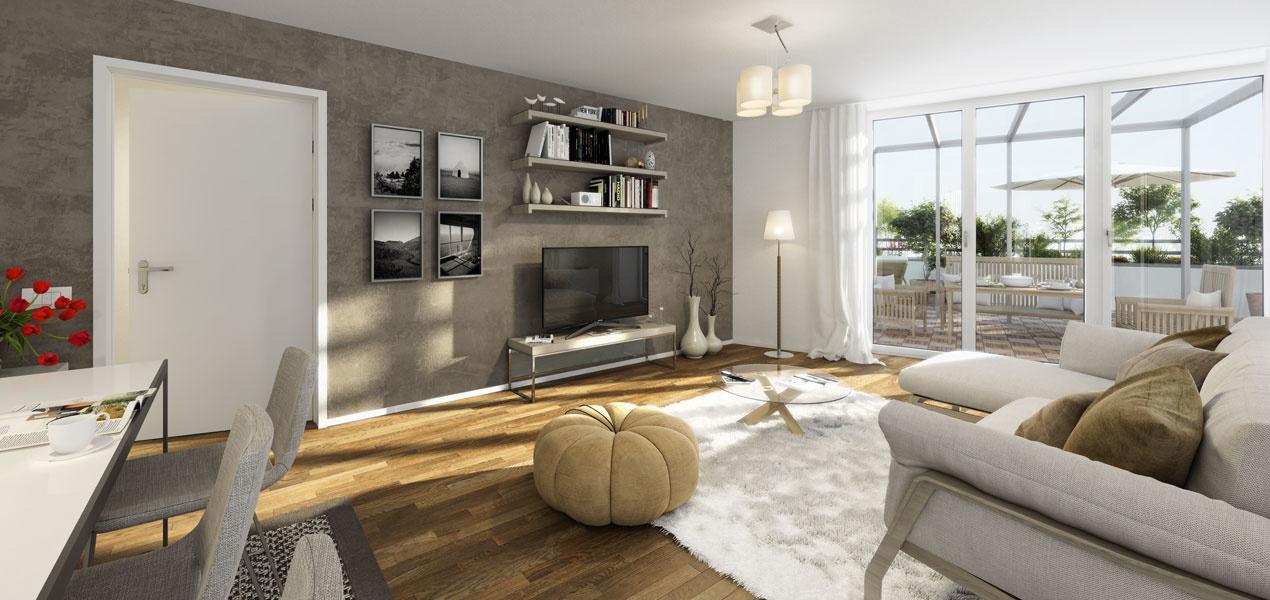 Appartement neuf T2  Paris 14  Parc Montsouris 2 pices  75014  Rf 1092  Mdicis Prestige