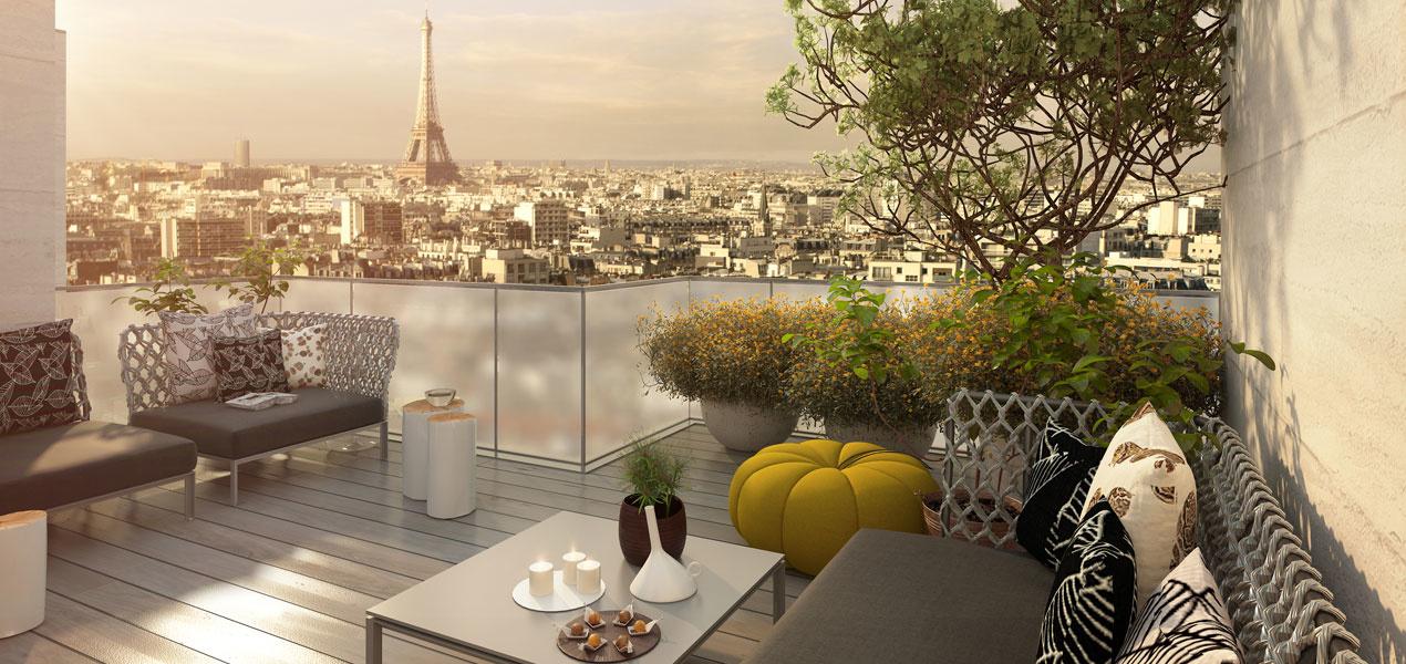 Immobilier de prestige  Paris 15  Village 75015  1008  Mdicis Prestige