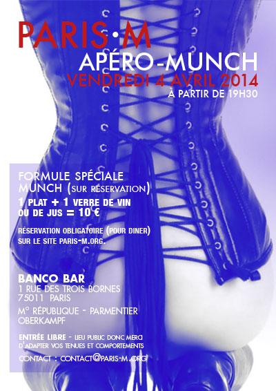Flyer Apé'rencontre n°25 - 20140403