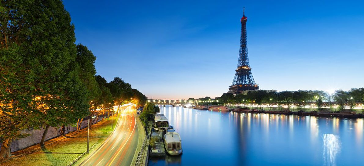 36 Hotels In Paris From