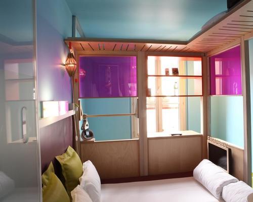 Hotel Hi Matic Paris 3 toiles  71 rue de Charonne 75011