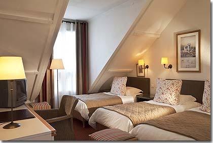 Hotel Henri 4 Rive Gauche Paris 3 Toiles Visitez Notre