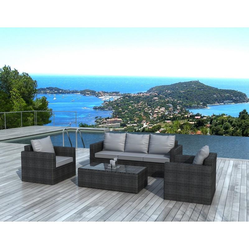 Emejing Salon De Jardin Hesperide Capri Ideas - Amazing House ...