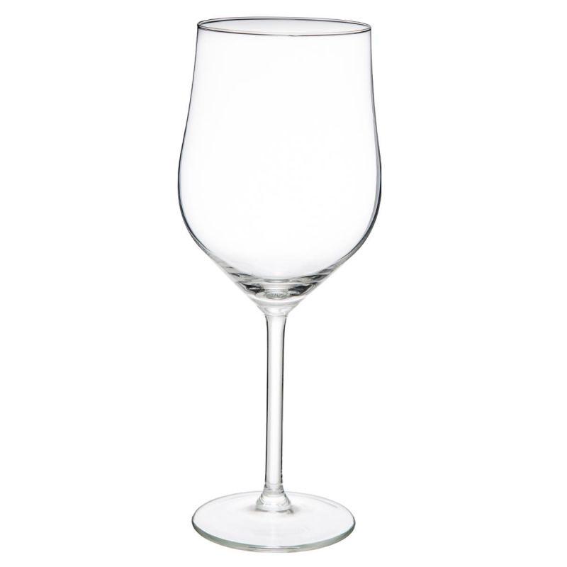 lot de 4 verres a cocktails spritz 62cl transparent