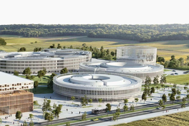 """Résultat de recherche d'images pour """"campus saclay"""""""