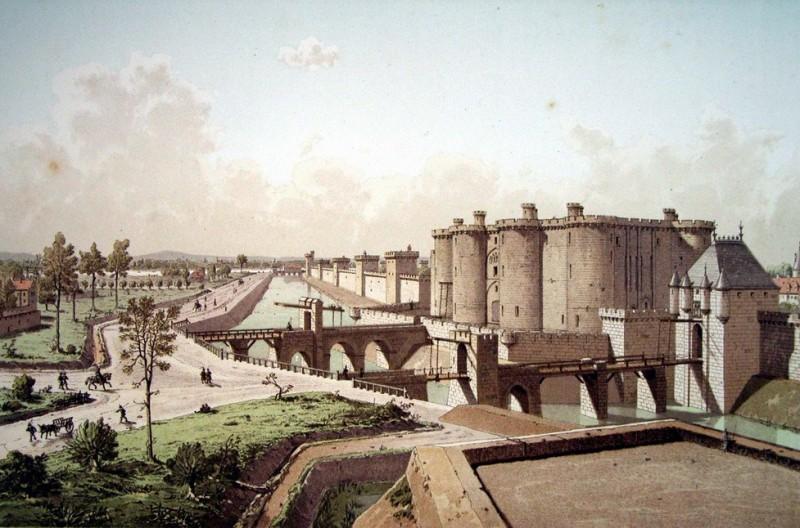 """Résultat de recherche d'images pour """"la bastille paris 1789"""""""