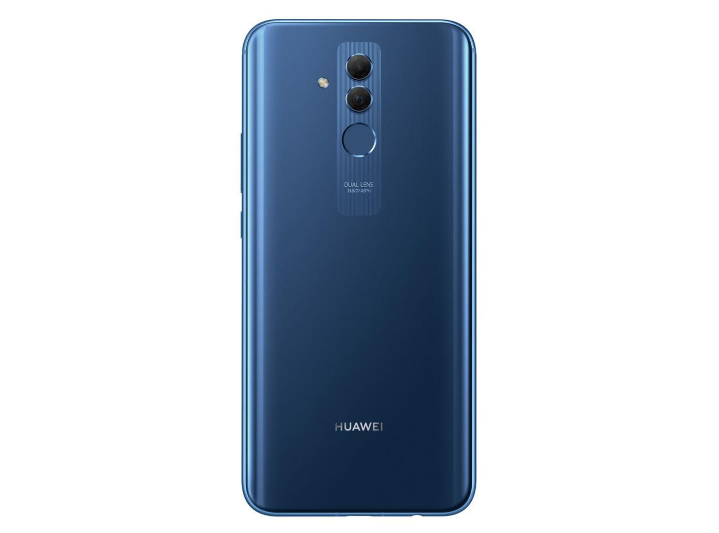 Smartphone Huawei Mate 20 Lite Azul Liberado - Smartphones | Paris.cl