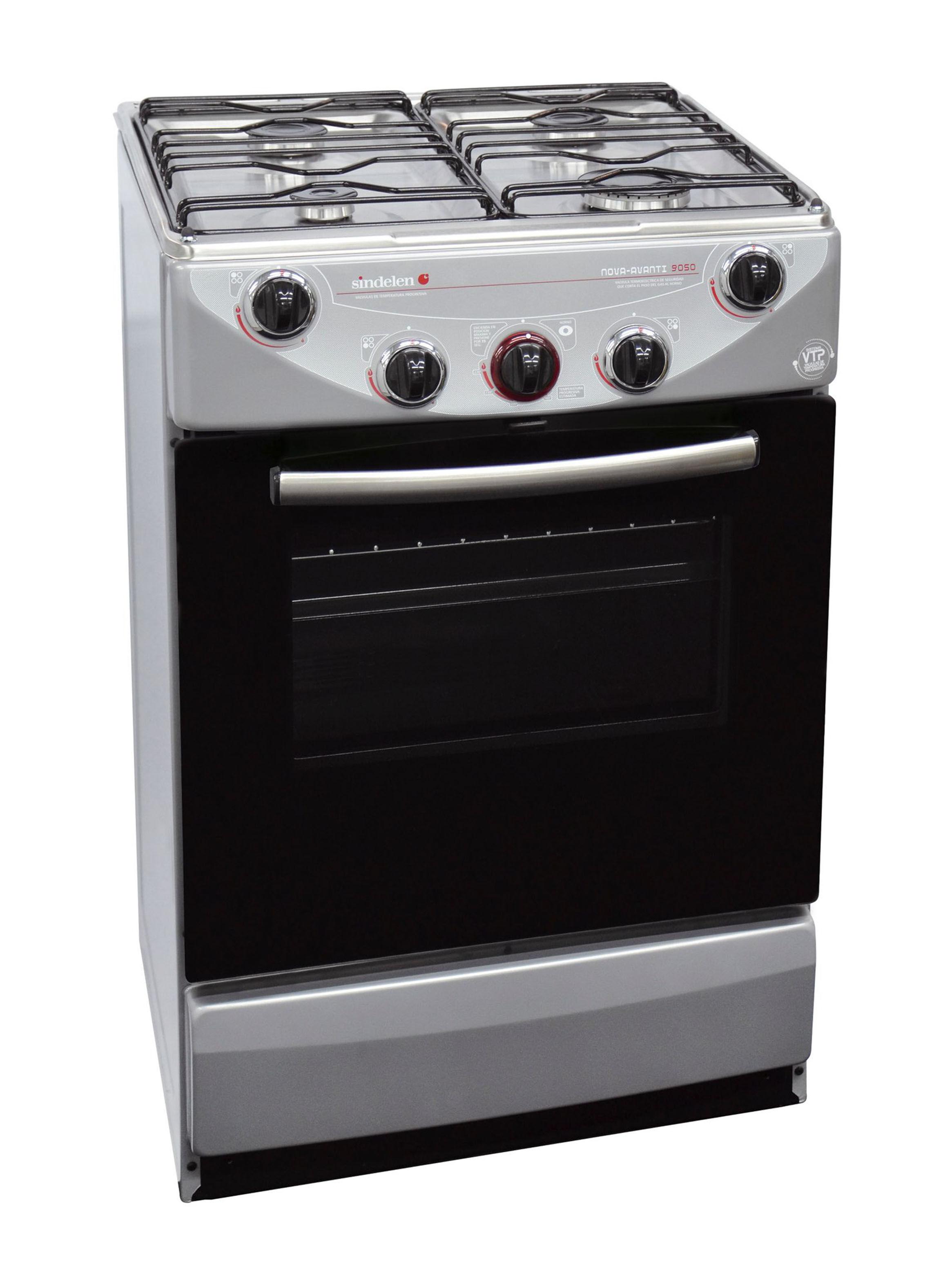 Cocina a Gas Sindelen CH9050 4 Platos  Todas las Cocinas