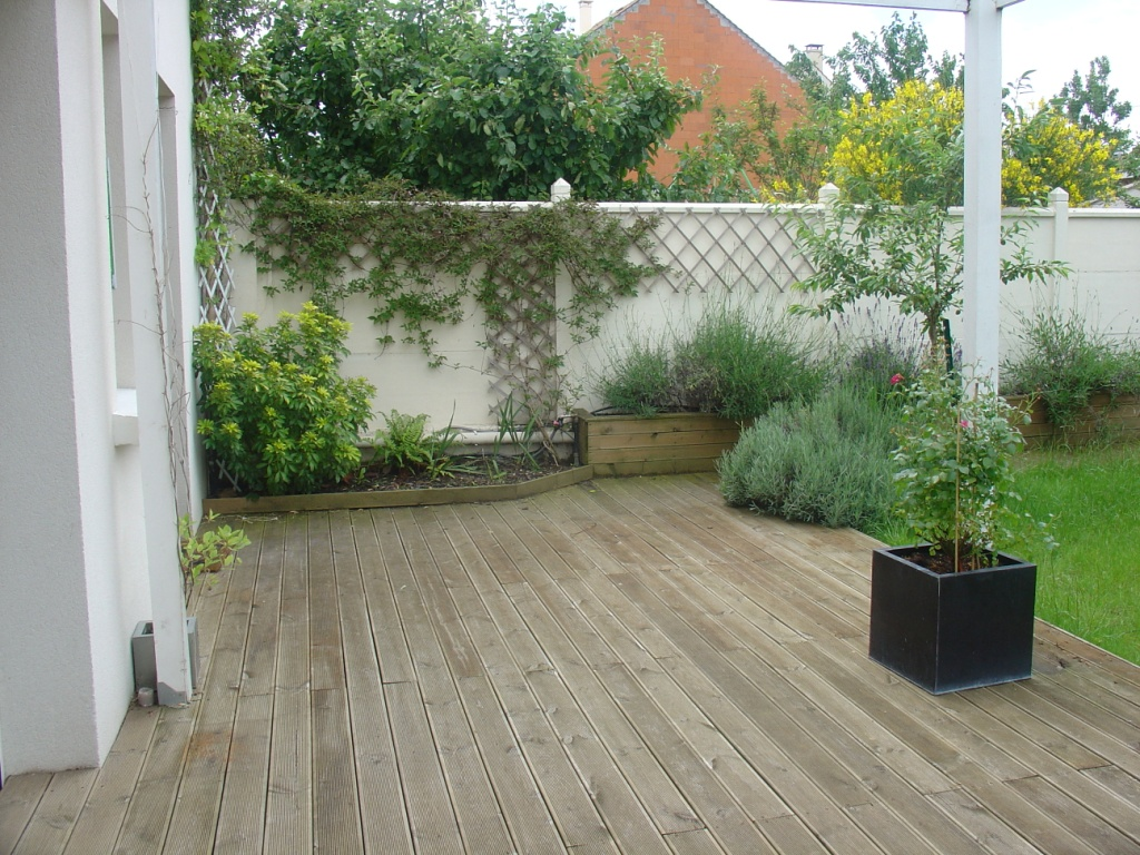 Amenagement Petit Jardin Avec Terrasse Trendy Best
